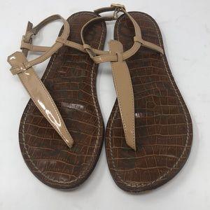Sam Edelman Gigi Thong Sandal Size 7.5